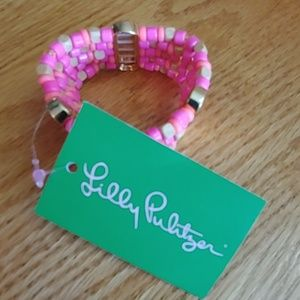 Lilly Pulitzer 🌺 Beaded Bracelet